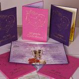 Дипломи, сувеніри на ювілей весілля. Юбилей свадьбы