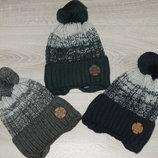 Оригинальная и теплая зимняя шапочка