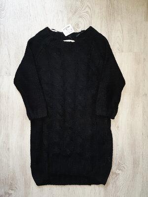 Новое теплое фирменное платье ZARA р.M Испания .