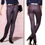 джинсы стрейч с отливом Slim Fit р.40 М , 46 XL Тcm Tchibo Германия