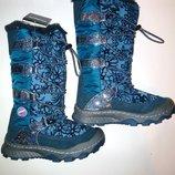 Сапоги зимние Desigual Испания 28-31 рр prowin blue gipsy