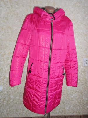 Пальто красивенное и теплое Р.54