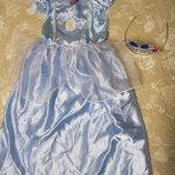 Платье Золушки с Короной 5 лет