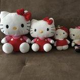 Мягкие игрушки helloy kitti