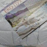 Одеяло евро эко пух одеяло, лебединый пух искусственный