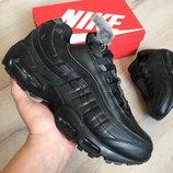 Мужские зимние кроссовки Nike air max 95.