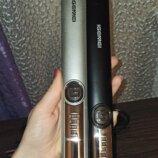 Профессиональный утюжок выпрямитель для волос GEMEI с терморегулятором