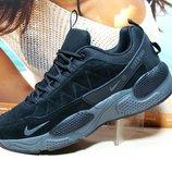 Мужские кроссовки Nike Rivah черные 41р-46р