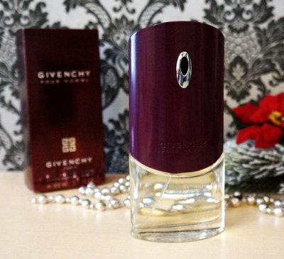 Givenchy Pour Homme 100мл. - Великолепный, легкий, благородный аромат