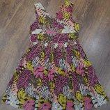 Платье , на возраст 5 - 6 лет