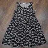 Платье H&M, на возраст 6 - 8 лет