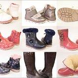 Зимние ботинки и сапоги для девочки. натуральная шерсть. отправка в день оплаты.