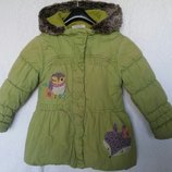 Зимова зимняя куртка парка для двору M&S