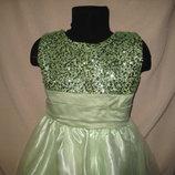Красивое платье Ai Meny Baby 150см