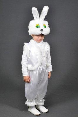 зайчик карнавальный костюм