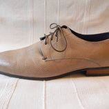 Муж.кожаные классические туфли от Belmondo р.43 ст.29,7см