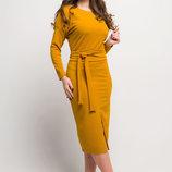 Новинка от производителя в трендовом цвете платье Дейзи
