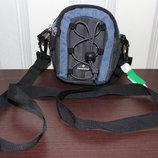 Мужская спортивная сумка через плечо и на пояс Samsonite