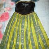 Продам карнавальное платье принцессы Анны frozen холодное сердце
