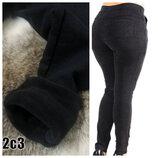 Теплые джинсы-джеггинсы на меху повседневные брюки большие размеры,5хл,6хл,7хл