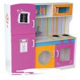 Кухня деревянная C 31809