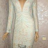 Платье кружевное размер 8-10