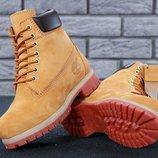 Зимние женские ботинки Timberland, женские ботинки с натуральным мехом