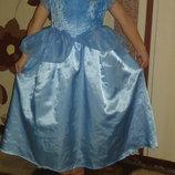 Новогоднее платье снежинка мальвина снежная королева белоснежка принцесса Эльза