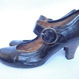 Туфли бренд на широкие ножки р.41