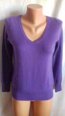Теплый кашемировый свитер 100% кашемир