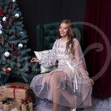 Нарядное платье Янисоль Suzie для девочки подростка