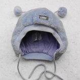 Lenne. Зимняя шапка с завязочками. 44 размер.