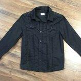Рубашка F&F для мальчика,р.122,6-7лет,хлопок,сост.нов.