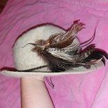 Шляпа шапка шарф