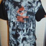 Стильная фирменная футболка бренд Dynamic.м .