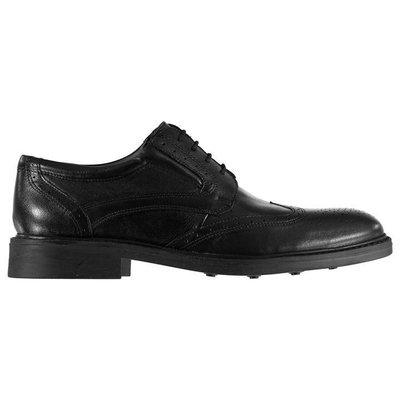 Мужские кожаные туфли-броги Kangol оригинал Англия