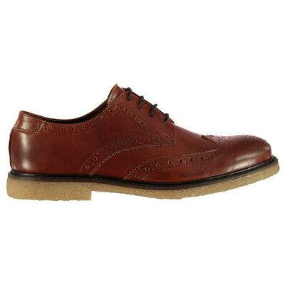 Мужские кожаные туфли-броги Firetrap оригинал Англия