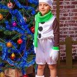 Роскошный костюм Снеговика