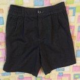 Школа Шорты M&S Удобные Темно-Серые «мокрый асфальт» Девочка/мальчик Хорошие шортики. Очень удобны