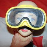 Фирменная спортивная маска для плавания и дайвинга Costarica.