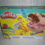 Акция Набор пластилина мистер Зубастик , Play Doh