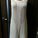 нарядное ажурное платье Atmosphere в идеальном состоянии L