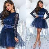 Нереально красивое платье 42,44,46 размеры 5 расцветок
