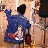 Портреты на одежде и холсте по фото Ручная Роспись