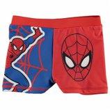 Трусы плавки Disney Spider Man 5-6лет 110-116см