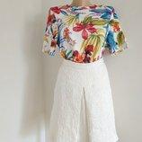 S женская юбка офисный стиль демисезонная
