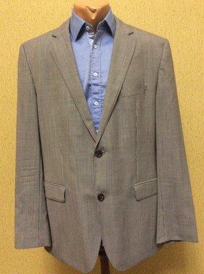Мужской пиджак BOSS HUGO BOSS оригинал 100% шерсть размер 54