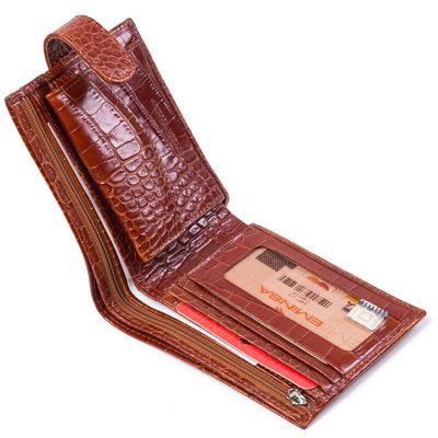 07d821704cf7 Кожаный кошелек Eminsa Турция Бесплатная доставка 1027-4-2 портмоне  натуральная кожа, бумажник: 1020 грн - портмоне, кошельки в Одессе,  объявление №19625535 ...