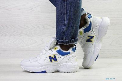 0eafc06e02e4 New Balance 608 кроссовки женские зимние белые с синим 6894  870 грн ...