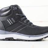Мужские зимние ботинки Ессо